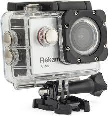 <b>Экшн</b>-<b>камера Rekam A100</b> — купить в интернет-магазине OZON ...