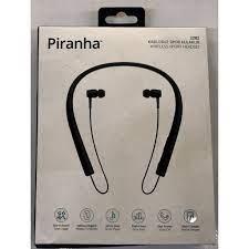 Piranha 2282 Kablosuz Bluetooth Kulak Içi Spor Kulaklık Siyah Fiyatları ve  Özellikleri