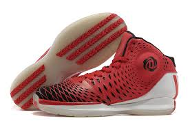 adidas d rose 8. adidas rose 35 basketball shoes red white for men d 8