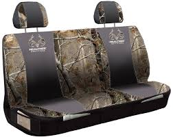 realtree outfitters universal fit bench seat cover