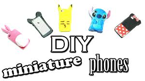 diy cell phone with cute cases