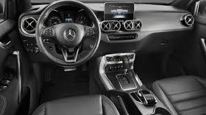 mercedes benz car interior. menengok interior mercedes-benz x-class hasil kolab bareng nissan mercedes benz car