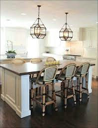 chandelier over kitchen island rustic how big should a dining room be high to hang table chandelier over kitchen