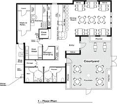 restaurant floor plan. Restaurant Floor Plan Maker Magnificent Sample Plans To Keep Hungry Customers Satisfied Design Restaurants And H