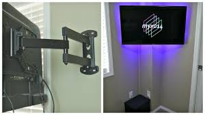 How To Hide Tv Minimalist Tv Cable Management Tutorial How To Hide Tv Wires