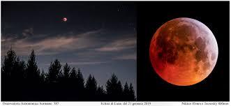 OAS - Una Luna non solo rossa