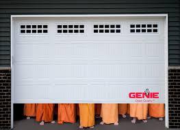 squeaky garage doorGenie  BVG