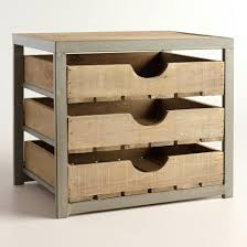 office desk storage. Give Your Desktop Storage A Rustic Appeal With Our Apple Crate Inspired Organizer Home Office Desk