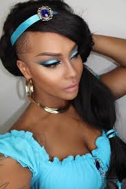 tutorial princess jasmine makeup 5 look 2 builds on the first look really playing up the eyes with a gorgeous