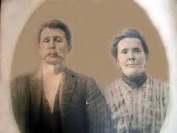 John J Hoppy Amburgey and Nancy Jane Smith