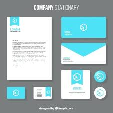 Professional Stationery Template Professional Stationery Template Company Free Letterhead Design