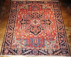 types of oriental rugs