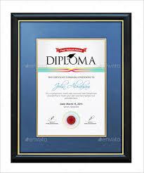 diploma template psd. 30 Best Diploma Certificate PSD Templates Free Premium Templates