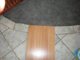 laminate floor over tile can you install laminate flooring vinyl tiles wood ceramic tile