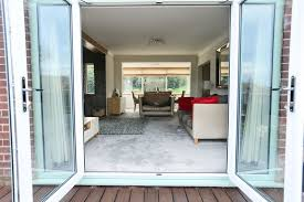 PVC French Patio Doors Open Out French Doors ...