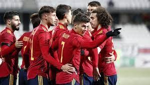 Jugadores de inglaterra acusaron racismo en la euro u21. Schedule And Where To Watch On Tv The Spain Croatia Of The European Sub 21 Junipersports