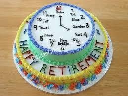 Retirement Cake Ideas For A Woman Birthdaycakeformomcf