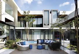 modern mansions. Terrace And Contemporary Furniture Modern Mansions R