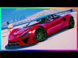 gta new car releaseawesome GTA ONLINE DLC SNOW GONE LEAVING NEW HIDDEN SUPER CARS
