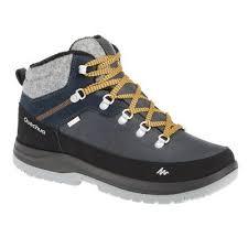 <b>Ботинки мужские</b> для зимних походов SH500 X–WARM. <b>QUECHUA</b>