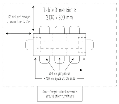 table runner dimensions table runner size guide table size chart dining room table measurements best standard