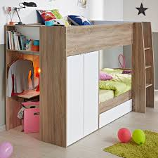 bed with wardrobe. Fine With Parisot Stim Bunk Bed With Wardrobe In With I