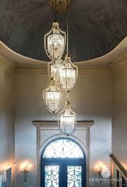 medium size of light contemporary chandelier for foyer size story remarkable lighting high ceilings door white
