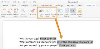 How To Make Survey Form In Word How To Create A Survey In Excel Word Google Facebook
