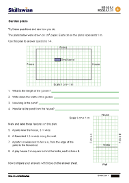 Maps And Scale Drawings Worksheet Free Worksheets Library ...