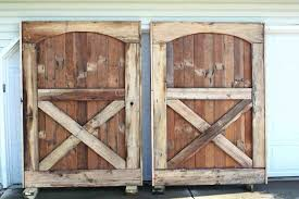 hinged barn doors. Swinging Doors For Garage Ideas How To Rhabrarkhanme Hinged Barn Door Designs \