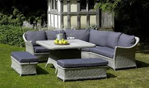 quick monterey outdoor furniture bramblecrest ceramic casual dining set