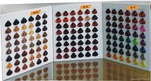 Valnidoubping Paul Mitchell Hair Color Swatch