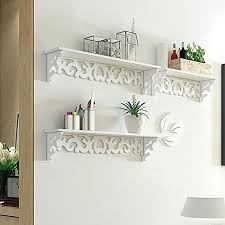 shabby chic shelves homely idea shabby chic wall shelves fine decoration  set of 3 style floating