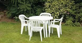 outdoor furniture hire plastic patio