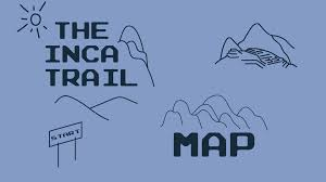 Inca Trail Elevation Chart The Inca Trail Map Elevation Updated 2020 Cachi Life