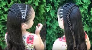 Resultado de imagen para peinados de niñas