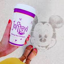 They love the characters and soundtracks. Joffrey S Launched A Disney Coffee Subscription Popsugar Food