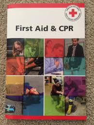 Red Cross Standard First Aid CPR-C / AED and recert