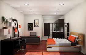 Studio Apartment Bed Nice One Bedroom Apartment Bedroom Design Ideas