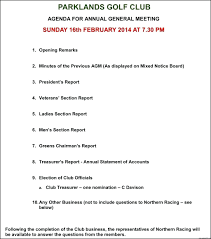 Annual Agenda Template Template For Minutes Of Meetings And Agendas Annual 22