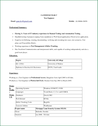 The Awesome Resume In Ms Word 2007 Resume Format Web