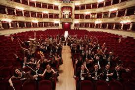 Teatro Alla Scala Seating Chart Accademia Teatro Alla Scala Orchestra Usa Tour 2018 The