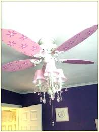 girls ceiling fans little girl ceiling fan girls fans with chandelier for home design ideas houses