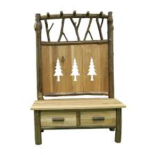 Coat Rack With Drawers Furniture Solid Wood Entryway Bench With Coat Rack And Shoe Storage 89