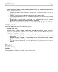 Accounting Manager Resume Example Controller