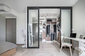 Walk In Wardrobe Design For Hdb Flats 7 Singapore Home Design Trends Expected To Take Off In 2019