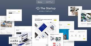 Business Portfolio Template Introducing Startup Best Business Portfolio Template For
