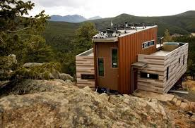 shipping container home labor. The Nederland Home Of Andrew McMullin Has Two Shipping-container Wings. Shipping Container Labor