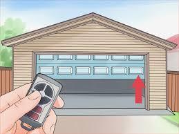 install a garage door opener step 17