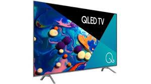 Samsung 55-inch Q6 4K Ultra HD QLED Smart TV TVs, LCD, LED, OLED, \u0026 4k TVs | Harvey Norman